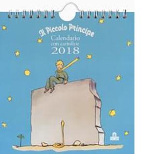 Cartoline Ch Calendario.Piccolo Principe Calendario Delle Cartoline 2018
